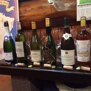 白ワインの会